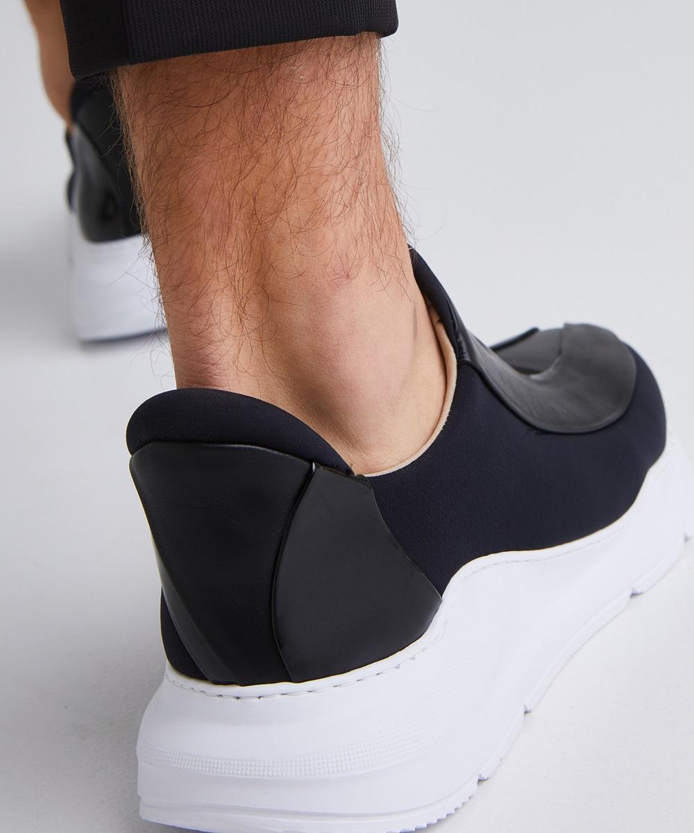 Electron. 03 Sneaker Noir