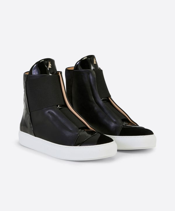 Electron. HT03 Black High Top
