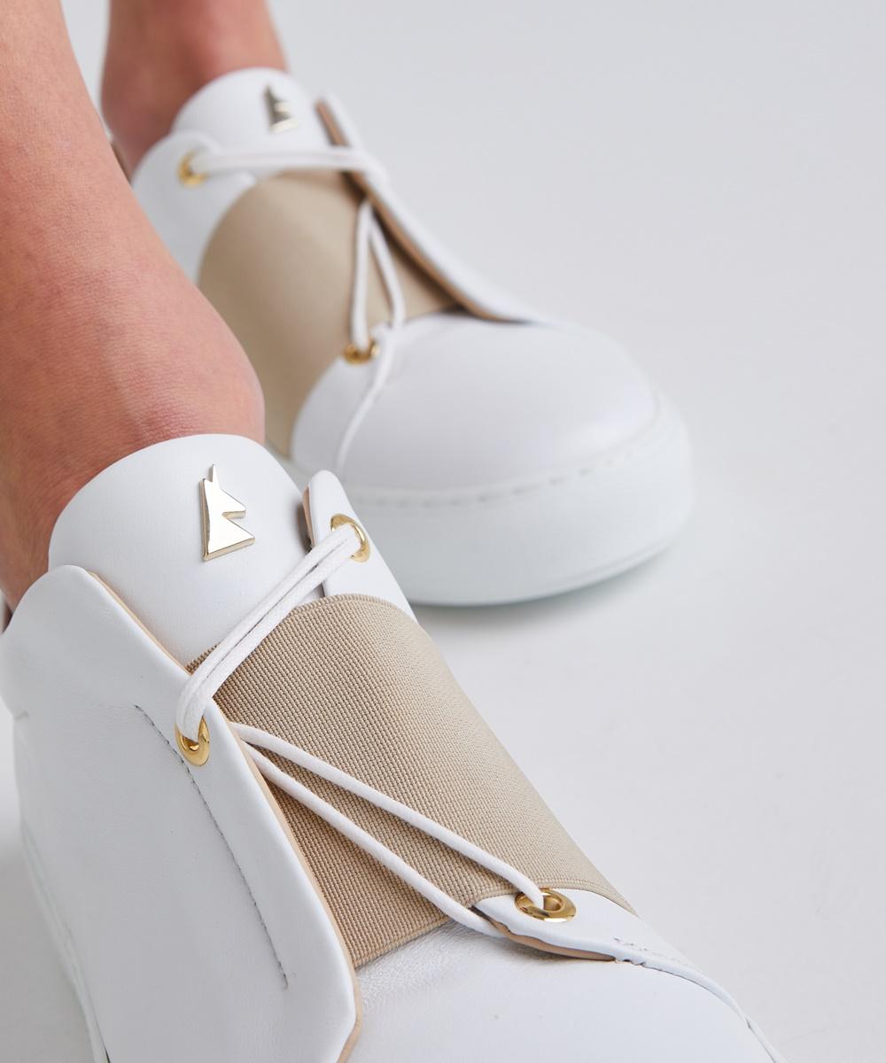 White Laces Toi & Moi