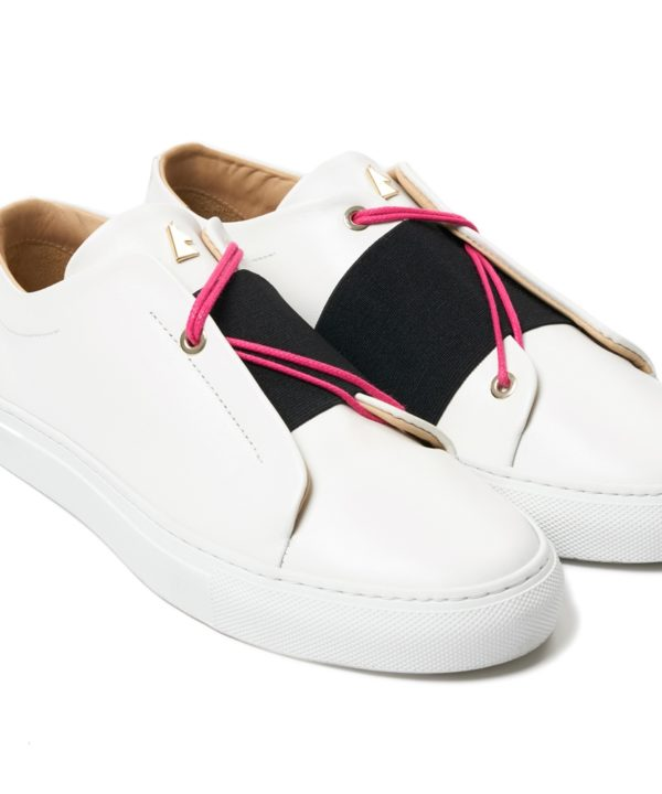 les sneakers « Toi et Moi » sont des pièces modernes