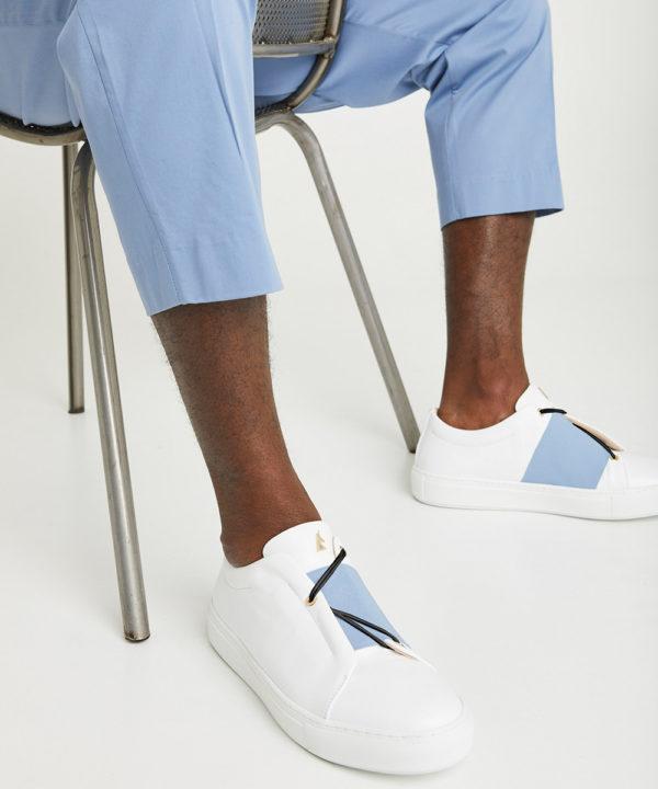 qui s'inscrivent d'ores et déjà dans les classiques de la chaussure décontractée.