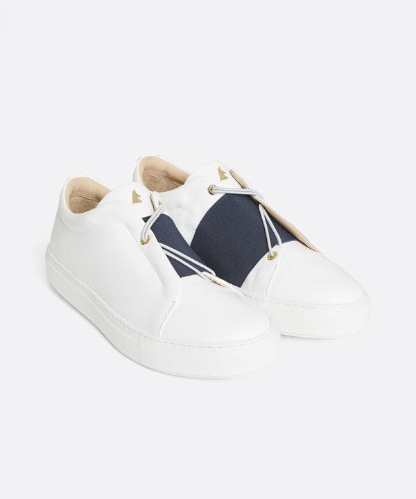 Toi & Moi B.J Sneaker Low-Top Blanche