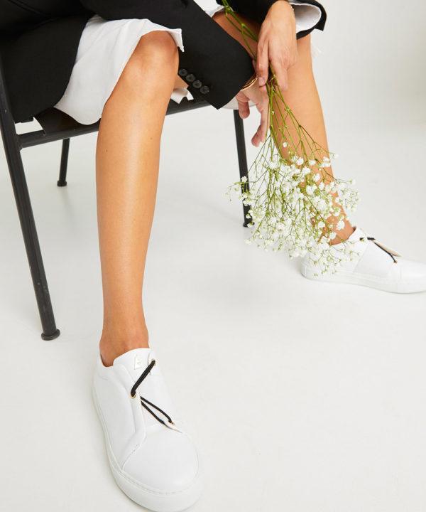 leurs lacets personnalisables qui les rendent faciles à adapter à tout style