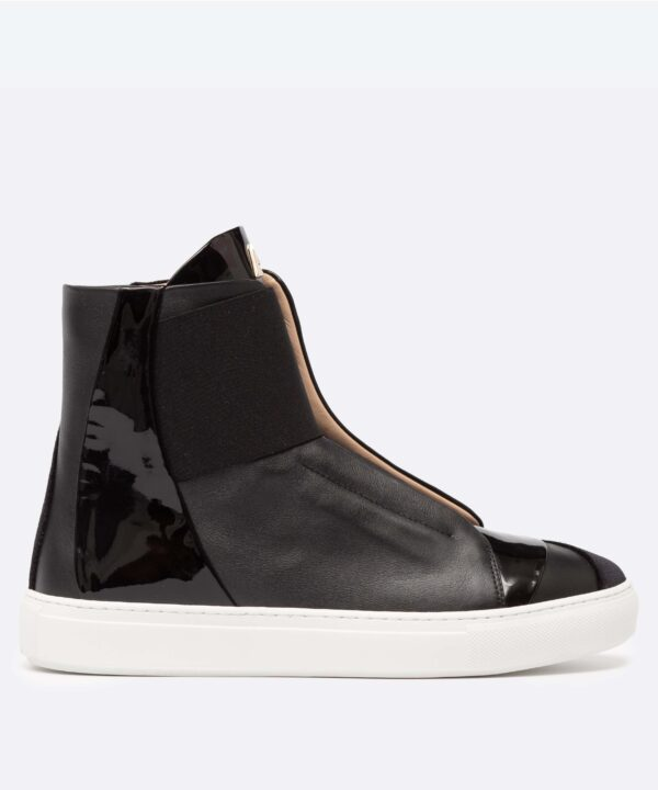 Electron. HT03 High Top Noir Side
