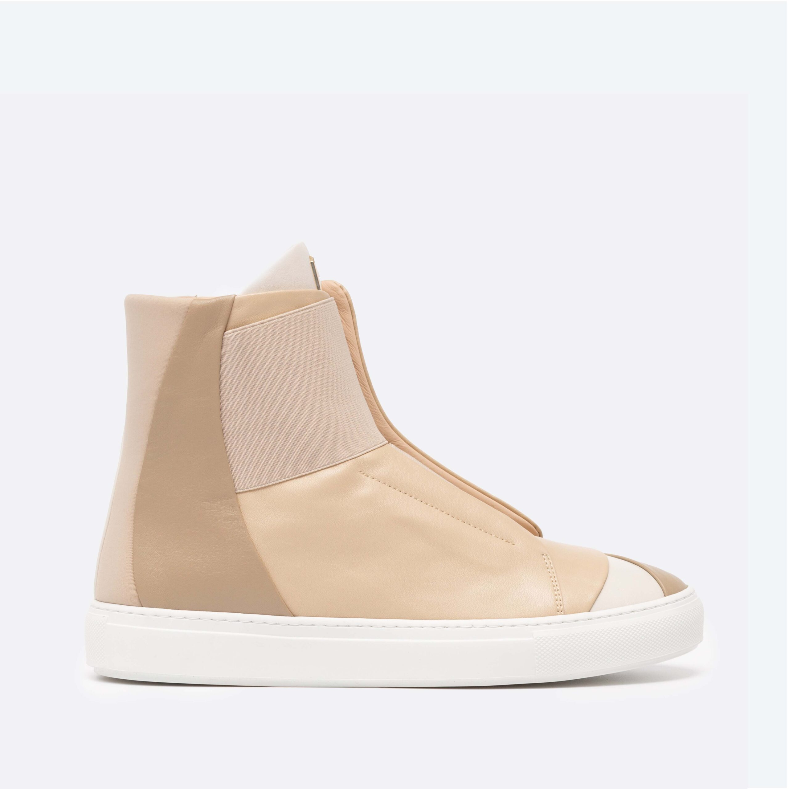 Electron. HT02 High Top Beige