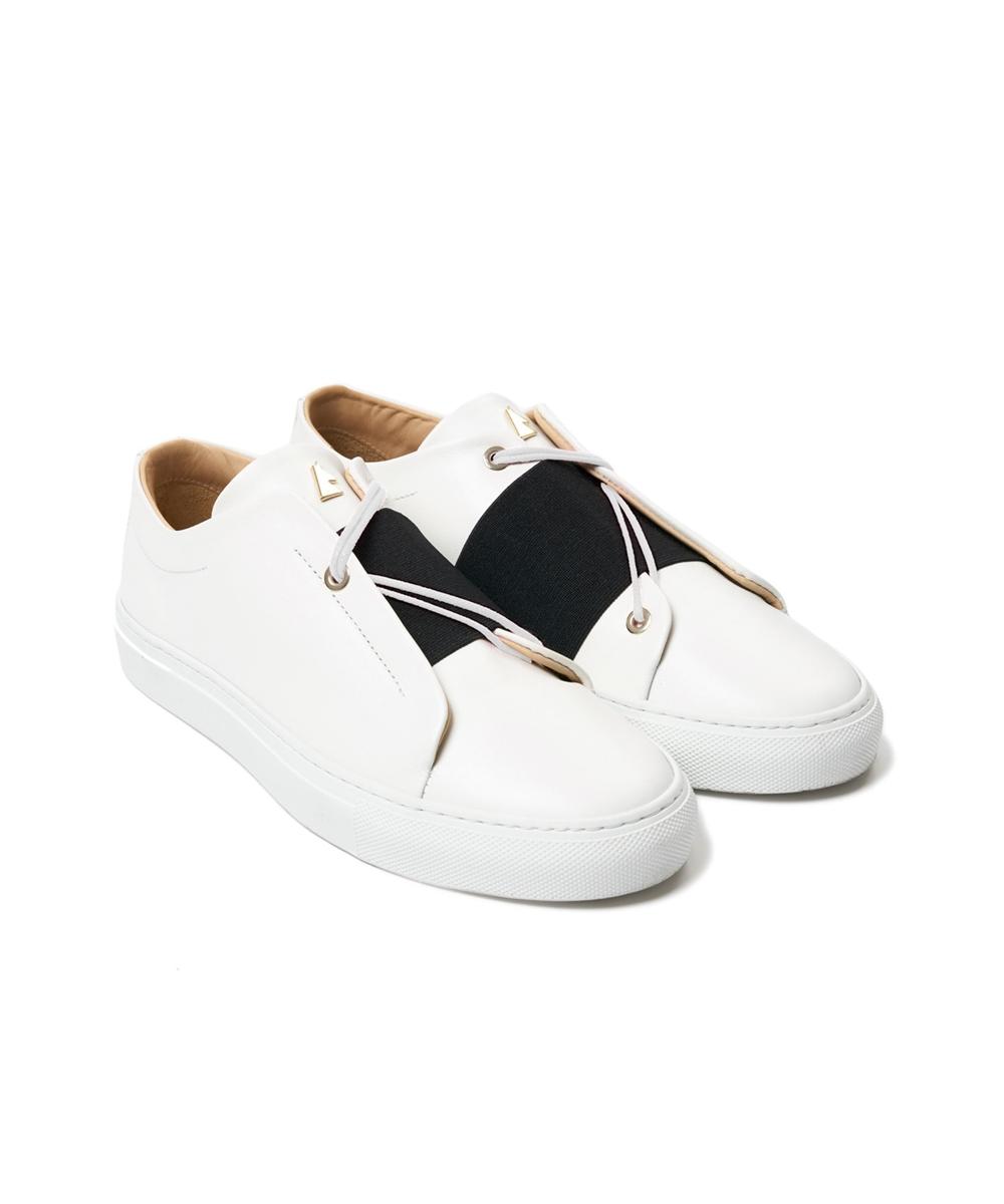Toi & Moi B.N Sneaker Low-Top Blanche