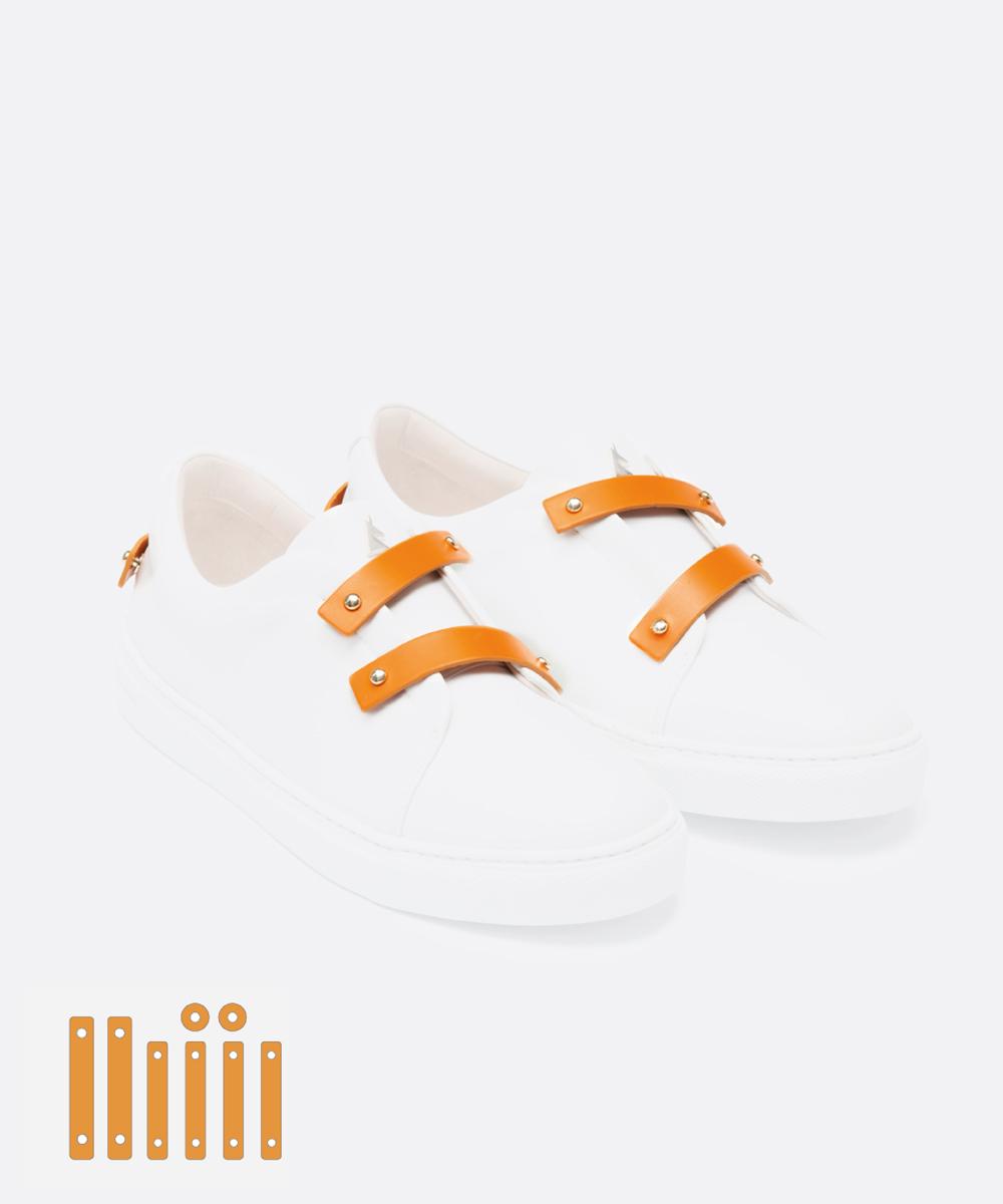 nous_daniel_essa_alabaster_orange_straps_cuir